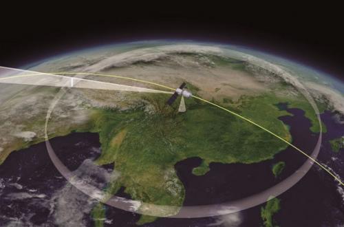 结构及三维分布,观测数据将用于大气层相互作用