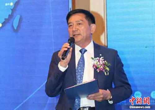 拜博口腔治疗团体开创人、董事长黎昌仁