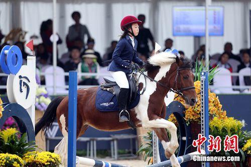 2016马术世界杯开赛 赛事升级为国际马联CSI三星级