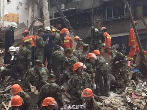 记者 何盈 贾林 图片来源:央视新闻官方微博