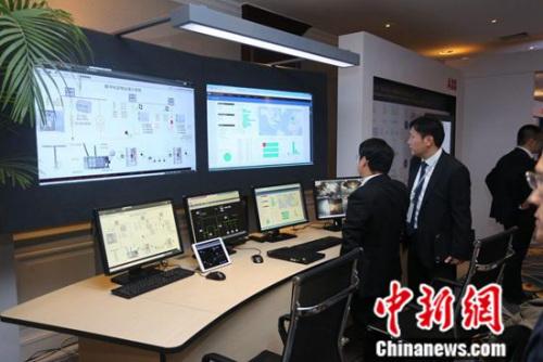ABB数字化变电站演示系统