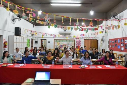 生动活泼的教学方式让华文教师受益匪浅