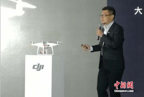 大疆传媒CEO乔岩