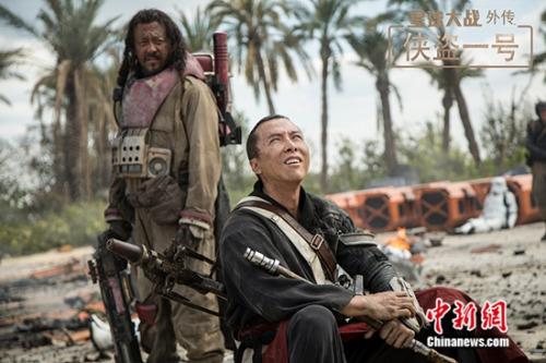 《星球大战外传》将引进中国 姜文、甄子丹出演