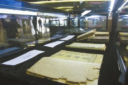 现场大多为清中晚期刻本,涉及经、史、子、集诸类,尤以字书与医书为最。