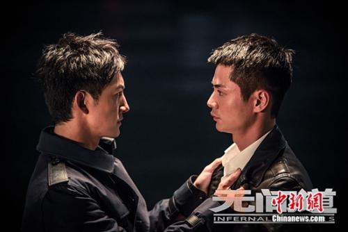 网剧《无间道》剧情跌宕起伏 王阳被赞演技专业