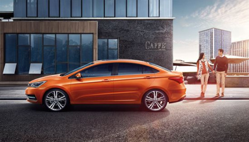 单月销量突破2万辆_艾瑞泽5跨入轿车市场第一阵营-中新网