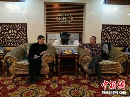 中国邮政报刊发行局走访《中国新闻周刊》杂志社