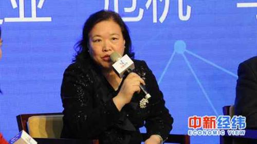 王晓红:提高自主创新能力是中国制造业唯一出路