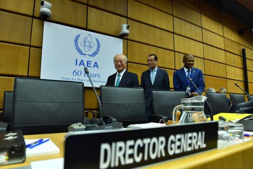IAEA总干事关切朝鲜发射导弹 吁遵守安理会决议