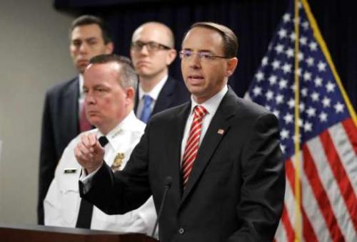 美司法部候任副部长未承诺调查俄与特朗普关系