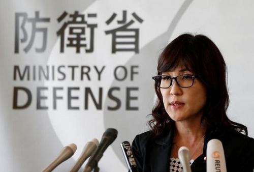 日本防卫相承认曾为森友学园出庭 安倍表态力保