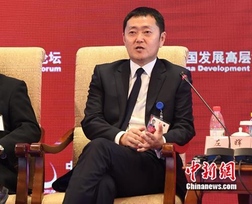 链家左晖:购租并举 助力房地产市场供给侧改革