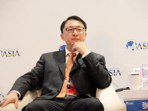 张旭阳博鳌谈资产证券化 技术将成为新驱动力