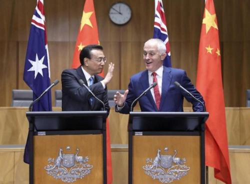 李克强用哪把钥匙打开了澳大利亚大门?