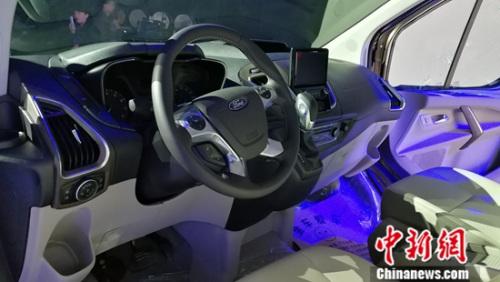 福特途睿欧MPV全新自动挡正式上市 售19.69万元起