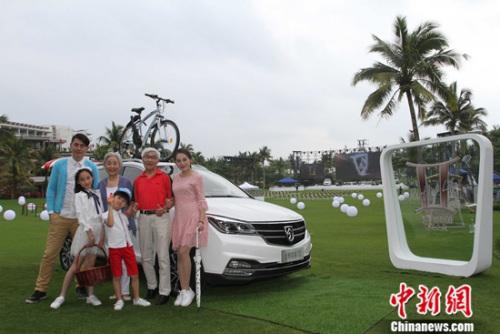 全新宝骏730打造家庭第二代车 最高可享0首付0利率