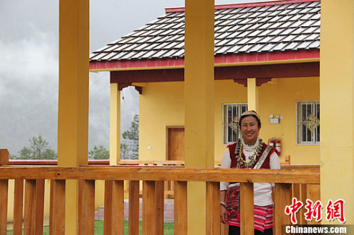"""西藏察隅僜人文化:雪域高原的一抹""""芭蕉风情"""""""
