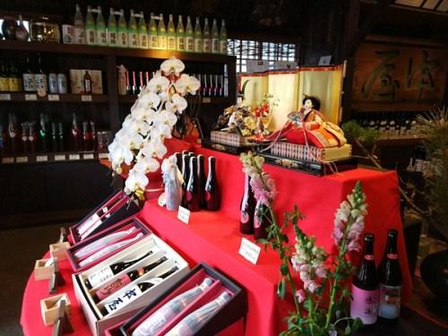 高砂酒业,创业于天保元年,有180多年的历史,经营者传到了第9代。(图:日本《东方新报》/朱耀忠 摄)