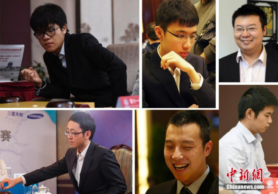 对抗AlphaGo中国顶尖棋手总动员