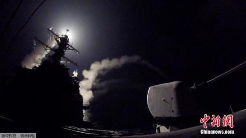 英德领导人与特朗普通话 支持美国对叙军事打击