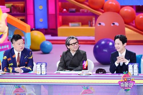 图:马东、陈可辛、何炅