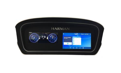 哈曼推出可扩展智能座舱平台 全面整合驾乘体验