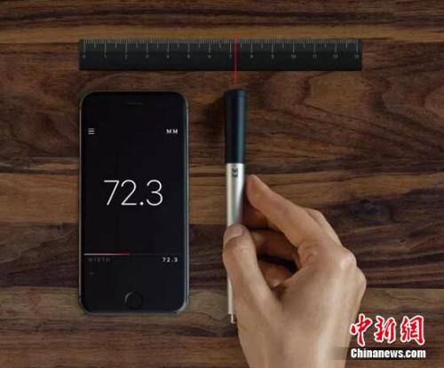 InstruMMents 01智能测距笔中国首发 增添设计新乐趣