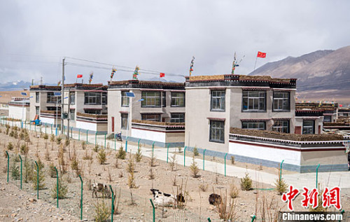 """尼泊尔""""4·25""""地震两周年:西藏日喀则的旧忆与新生"""