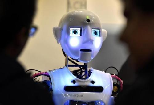 资料图:机器人
