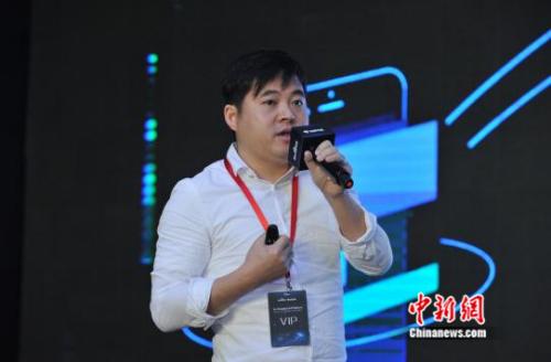 百度产品总监张晓禹