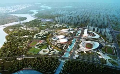 """高宏纵论体育小镇发展 欲打造中国版""""达沃斯"""""""