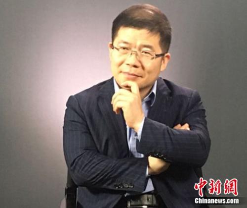 网库集团董事长王海波