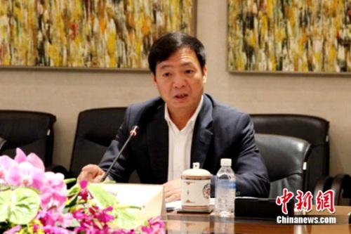 陈卓林主席希望引入更多优质合作伙伴