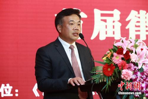 绿法国际联盟秘书长、北京道可特律师事务所主任刘光超
