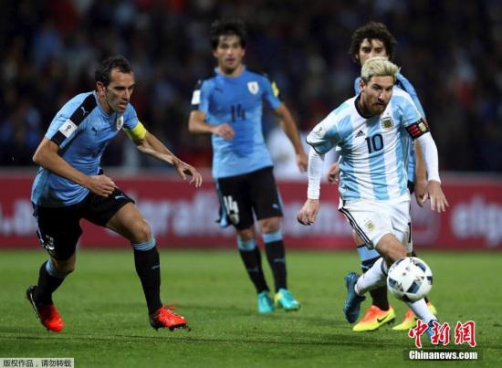 扩军后的世界杯给予了传统强队更多容错的空间 图为梅西,目前阿根廷队在世预赛中前景堪忧