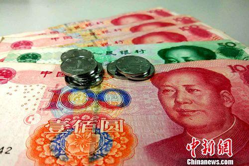 上海城乡居民基础养老金达850元。(资料图)记者 李金磊 摄