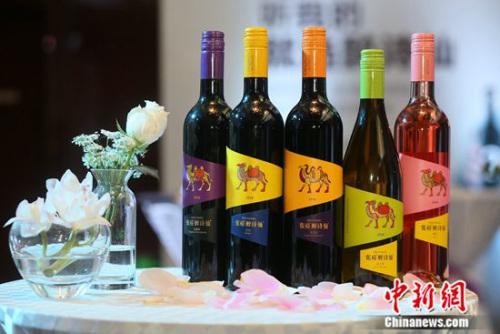 张裕醉诗仙干白在布鲁塞尔国际葡萄酒大赛获奖