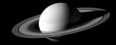 """土星解密:""""卡西尼""""完成土星和土星环间首次穿越"""