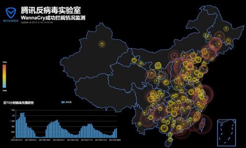 腾讯反病毒实验室马劲松:WannaCry病毒将成网络安全分水岭