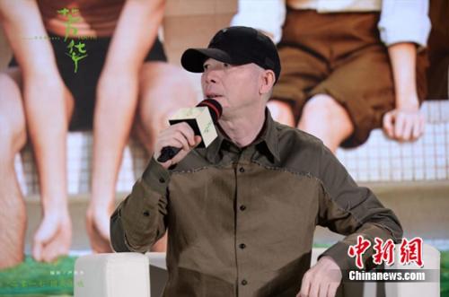 冯小刚称《芳华》是电影心愿清单最后一部