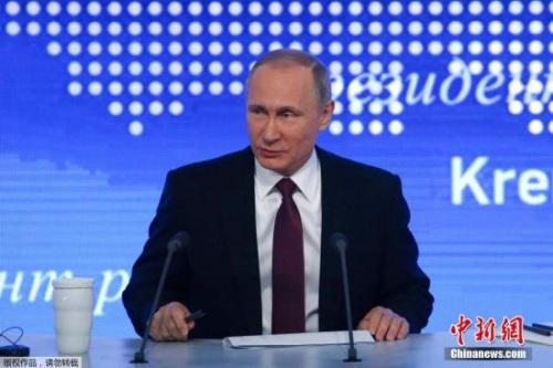 普京29日访法会晤马克龙 将谈俄法合作和国际议题