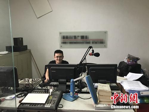 图为湖南大学2017年应届毕业生付成。受访者供图