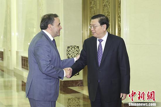 中新社记者 盛佳鹏 摄