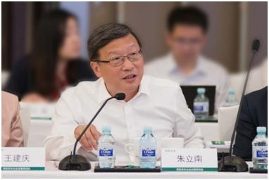 联想控股总裁朱立南:成功的CEO没有标准格式