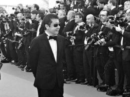 贾樟柯出席戛纳电影节