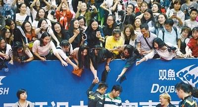 中国乒乓球公开赛志愿者招募收官 报名比15:1