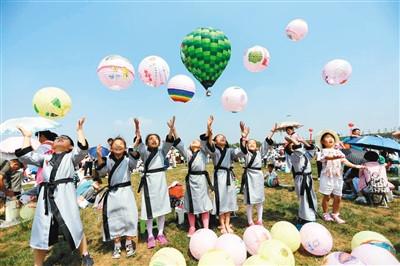 第三届中国西安国际少儿美术节启幕