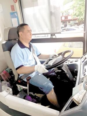 暖心司机自建微信群随时更新公交车发车时间