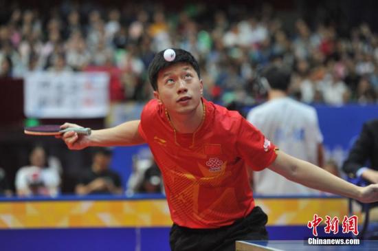 马龙险胜樊振东卫冕世乒赛男单金牌国乒实现七连冠